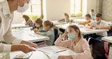 За минувшую неделю коронавирусом заразились 36 учеников столичных школ