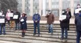 Примаров, пришедших на протест, пригласили в Министерство финансов