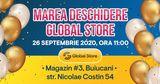 Global Store открывает свой третий магазин на Буюканах Ⓟ
