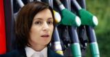Санду промульгировала закон о контроле цен на топливо