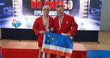 Гагаузские самбисты завоевали золото и бронзу на чемпионате мира