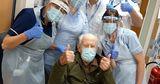 В Великобритании 101-летний пациент вылечился от коронавируса