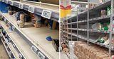 Угроза коронавируса в Румынии: в магазинах очереди и опустели полки