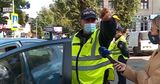 В Кишиневе произошел скандал из-за парковки: водитель ударил женщину