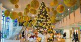 Международный Аэропорт Кишинева превратился в сказочное королевство ®