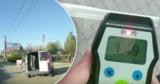 В Бельцах пьяный водитель разъезжал по дороге на неисправной машине
