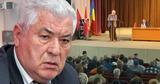 Избиратель на встрече с Ворониным: Вы предали нас, русскоязычных