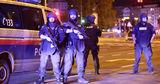 Полиция задержала четырех террористов в центре Вены