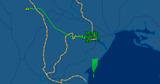 Румынский самолет проводит аэрофотосъемку территории Молдовы