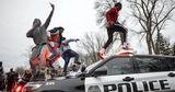В США вспыхнули протесты после гибели ещё одного афроамериканца