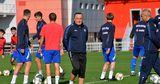 В Вадул-луй-Водэ завершился сбор национальной футбольной команды Молдовы