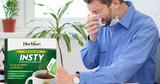 Insty - натуральный растительный препарат от простуды Ⓟ