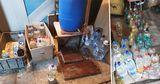 Трое жителей Бельц торговали контрафактным алкоголем: изъято 300 литров