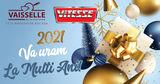 Сеть магазинов Vaisselle: Новый год - здравствуй скидка Ⓟ