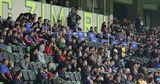 Молдавские болельщики допущены на матчи Национального дивизиона