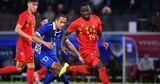 Молодежная сборная Молдовы проиграла сборной Бельгии со счетом 4:1
