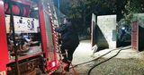 В Бельцах произошел пожар: загорелся частный дом