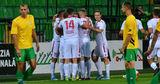 Тройка лидеров чемпионата Молдовы по футболу уходит в отрыв