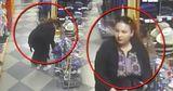 Полиция Кишинёва разыскивает женщину, обокравшую магазин одежды