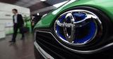 Toyota выпустит новый кроссовер для Европы