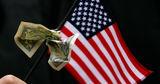 В США инфляция достигла максимума за 13 лет