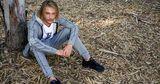 Уроженец Молдовы, который бродяжничал в Израиле, стал известной моделью
