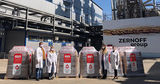 Zernoff подарил 7 000 литров медицинского спирта Минздраву Молдовы ®