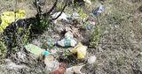 Жители Комрата возмущены поведением отдыхающих на природе