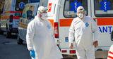 Минздрав: 35 сотрудников медицинской системы заражены COVID-19