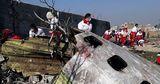 Иран готов передать Украине тела погибших при крушении Boeing