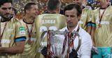 Футболисты «Зенита» добыли, а потом разбили Кубок России по футболу