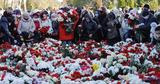 Тысячи людей пришли проститься с погибшим в Минске Романом Бондаренко