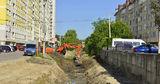 Русло реки Дурлешты, протяженностью 550 м, очистили от мусора