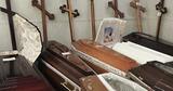 В продаже появились специальные гробы для умерших от COVID-осложнений