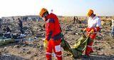 Тела погибших в авиакатастрофе в Иране доставят на Украину 19 января