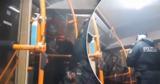 Мужчина отказался надевать маску в троллейбусе: пассажиры ждали 40 минут