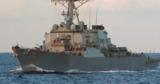 В США назв��ли цель захода эсминца в Черное море