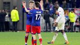 ЦСКА сыграет с «Арсеналом» в четвертьфинале Лиги Европы