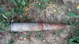 В Слободзеи подросток нашёл 30-миллиметровый снаряд и принес домой