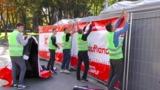 Кишиневский марафон: День 2 - обустройство спортивного городка