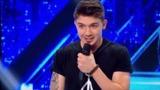 Кишиневец покорил жюри Х-Фактор Румыния собственной песней