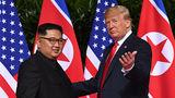 Ким Чен Ын не ответил на вопрос о готовности к ядерному разоружению КНДР