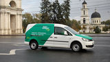 Pony Express выходит на рынок экспресс-доставки Республики Молдова ®