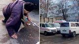 Минздрав отреагировал на инцидент с истекающим кровью мужчиной у БСМП