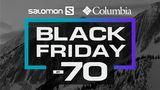 Columbia и Salomon Black Friday: сверхнизкие цены ®