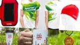 Новая атрибутика третьего Международного Кишиневского марафона