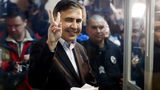 СМИ: возле дома Саакашвили выставили охрану