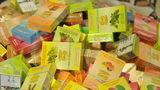 В Брянске у молдаванки отобрали 220 пачек табака для кальяна
