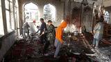 ИГИЛ взяло на себя ответственность за взрыв в мечети в Кабуле