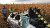 Молдавская семья попала в страшную аварию в Румынии